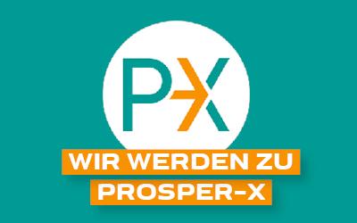 Umfirmierung – Carlectra wird zu PROSPER—X