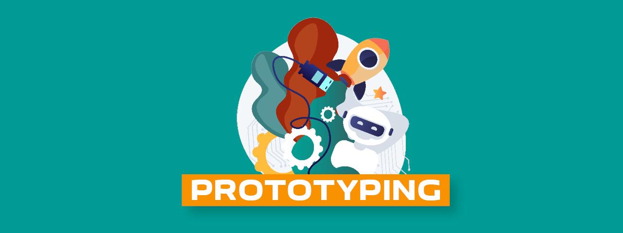 Grafik zum Portfoliobereich Hardware Prototyping